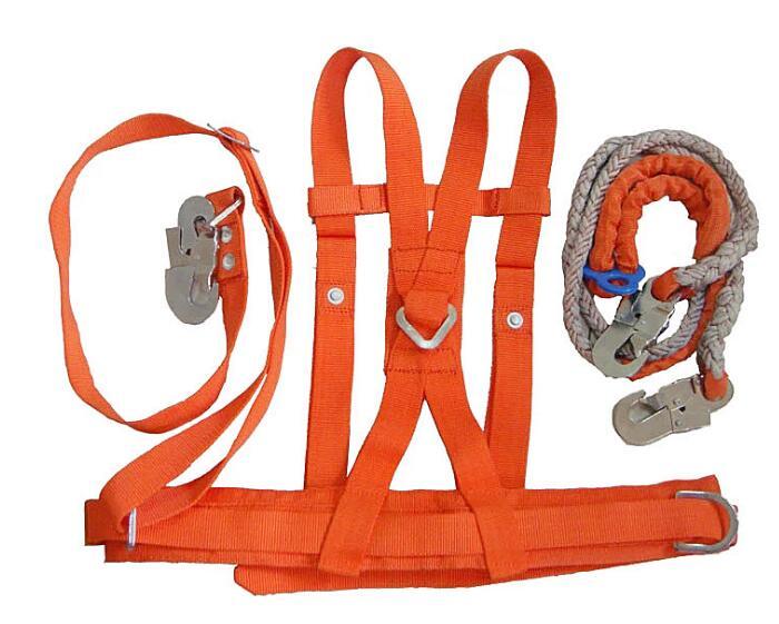 电工安全带,登杆脚扣